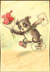 chien-humanise-bouquet-lettre.png